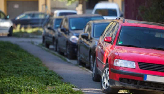 will parking on pavement become illegal in uk