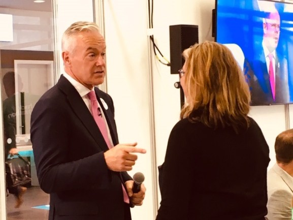 huw edwards biba 2019 interviews