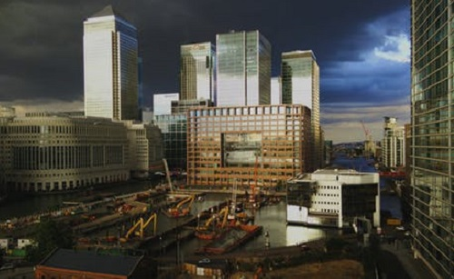 london city insurance industry