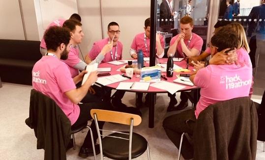 team pink hackathon biba 2019