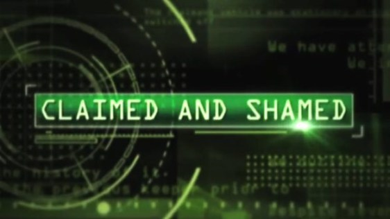 claimed and shamed features CEGA fraud tips and advice