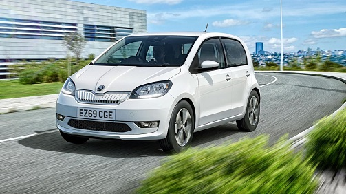 CitigoeIV electric car how much is UK list price