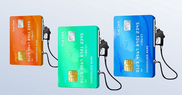 fuel cards and mobile payment apps replacing cash and accounts