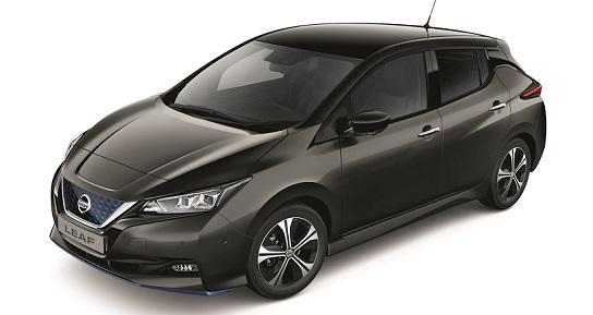 LEAF eplus N-TEC electric cars specs prices