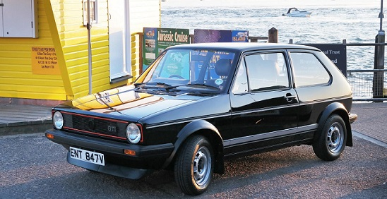 Classic 1979 Vw Golf Gti Up For Auction Or You Could Buy Pharma Shares Insurance Edge