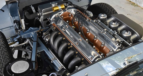 Etype jag engine