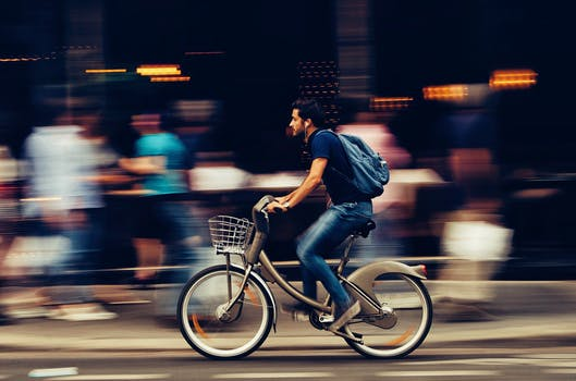 cycleways vs electric cars