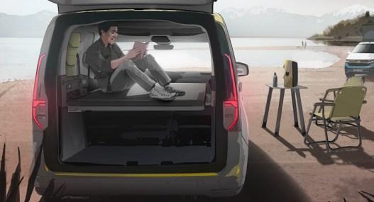 Caddy_ camper design VW