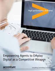 Empowering Agents to Employ Digital as a Competitive Weapon
