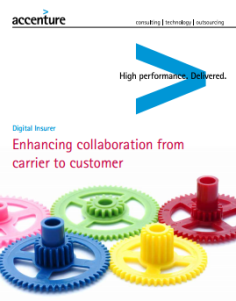 Enhancing collaboration from carrier to customer