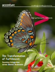 The fulfillment sweet-spot: considerations for fulfillment transformation (Part 2 of 3)