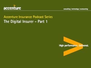 The Digital Insurer Part 1 Podcast