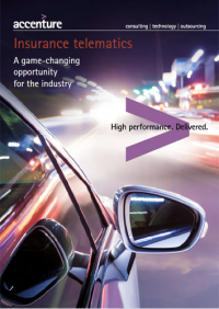 Insurance Telematics: A game changing opportunity for the industry