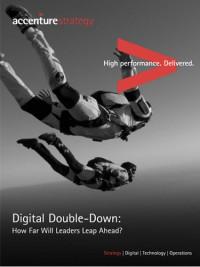 Digital Double-Down: How Far Will Leaders Leap Ahead?