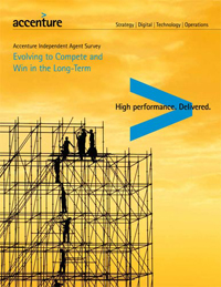 Accenture Independent Agent Survey - Evolving to Compete and Win in the Long-term