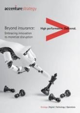 Beyond Insurance: Embracing Innovation to Monetize Disruption
