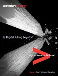 Is Digital Killing Loyalty?
