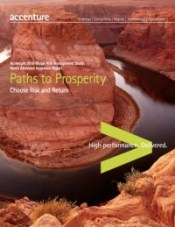 Paths to Prosperity: Choose Risk and Return