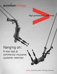 Hanging on: A new look at commercial insurance customer retention