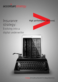 Insurance strategy: Evolving into a digital underwriter