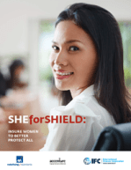 She for Shield: Insure women to better protect all
