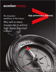 The insurance workforce of the future: Why will so many insurers fail to achieve their digital potential?