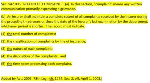 Reporting and Audits.. things that all these insurers, especially State Farm, Should be doing.