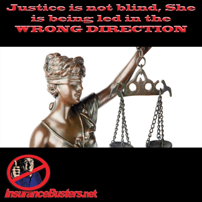 Justice misled, Justice Denied