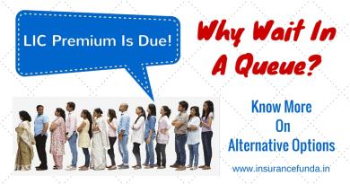 LIC premium payment options