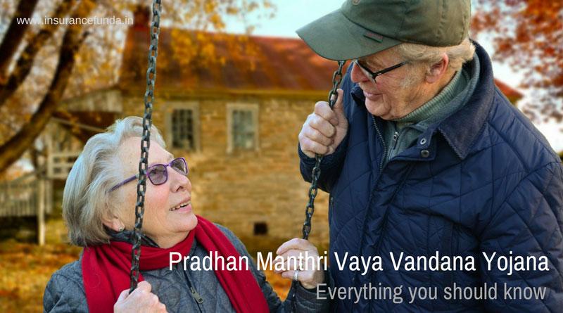 Pradhan Manthri Vaya Vandana Yojana (PMVVY)T-842 everything you should know with calculators