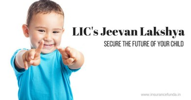 LIC Jeevan Lakshya - all details with calculators
