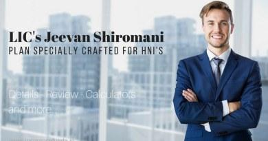 LIC Jeevan shiromani details review and calculators insurancefunda