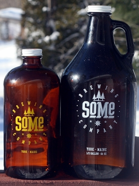 Some Brewing Growlers