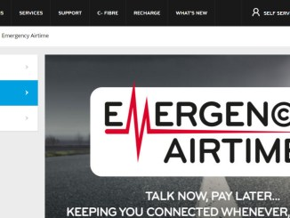 cell c emergency airtime
