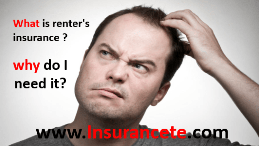 What is renters insurance and why do I need it?- how it work ?