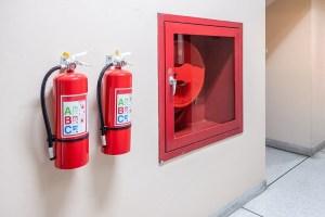 osha fire extinguisher inspection