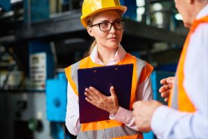 what are the four major stages of an osha inspection