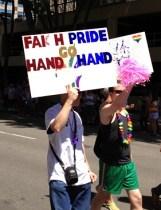 Faith Pride go hand in hand