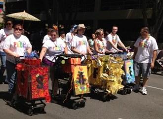 Safeway Pride Baskets