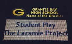Granite Bay High School production of The Laramie Project