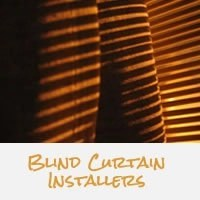 Blind Curtain Installers