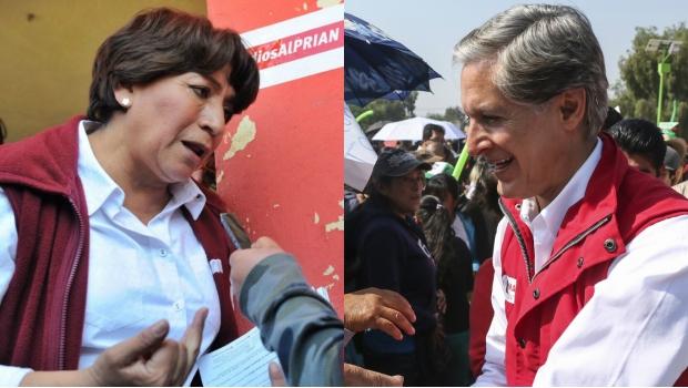 Empatan Morena y PRI en el Estado de México: Encuesta de Reforma