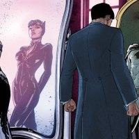 Censura DC Cómics escena sexual animada entre Batman y Gatúbela