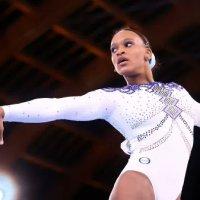 Pelea Rebeca Andrade a Simone Biles medalla de oro de Gimnasia Artística en JJOO