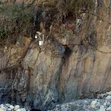 Estación Radar de Monitoreo de Nivel de Agua