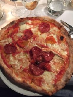 La Pizza della Vecchia Signora