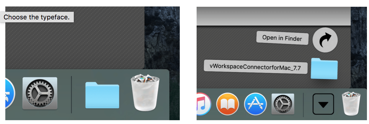 vWorkspace Client for Virtual Desktop Mac users