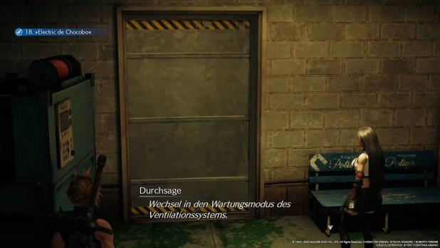 Final Fantasy VII Remake: Chocobo & Mogry materia finden 2 int.ent news