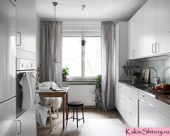 Тюль сетка на кухню интересный дизайн – Тюль для кухни ...