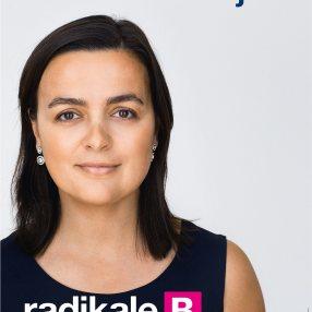 Abir Al-kalemji, læge og folketingskandidat for Radikale Venstre